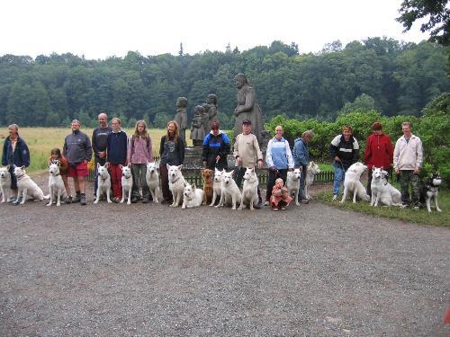 Rýzmburk výcvikový tábor 2006-Babiččino údolí
